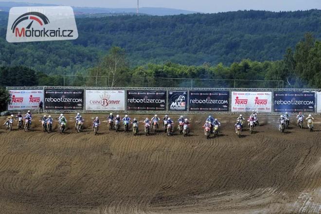 Pre - Grand Prix Èeské republiky v Lokti