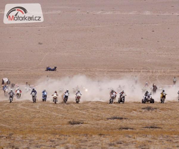 Dakar 2012 uzavírá pøihlášky, pojede i Matt Lagrive