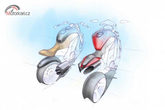 Motocykly Ariel již v roce 2012?