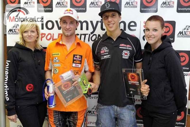 Nagl a Tonus vyhráli kvalifikaci v Lokti