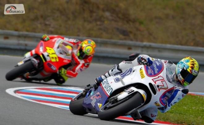Grand Prix Èeské republiky – pátek