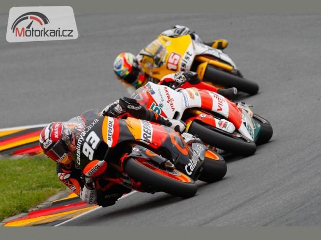 Marquez: Na MotoGP je je�t� moc brzo