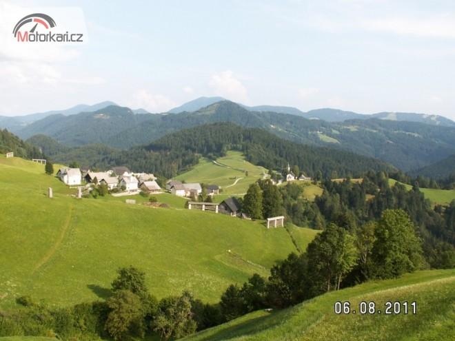 Slovinsko - Triglav 2011