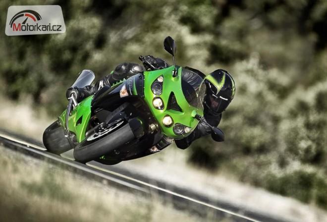 Kawasaki 2013 - pøeplòování pro ZZR1400?