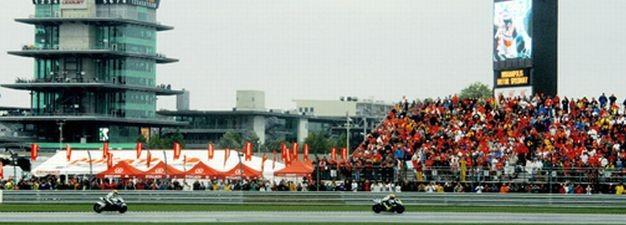 P�ed Grand Prix Indianapolis