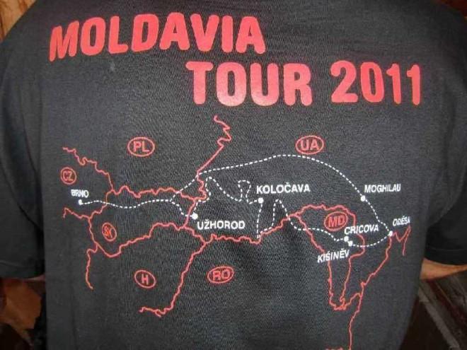 Moldavia Tour 2011