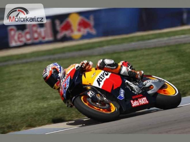 Grand Prix Indianapolis – sobota