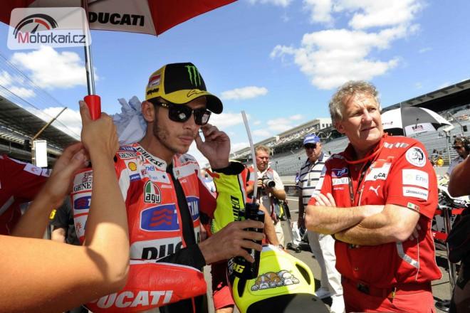 Rossi: Neoèekávám žádné zázraky