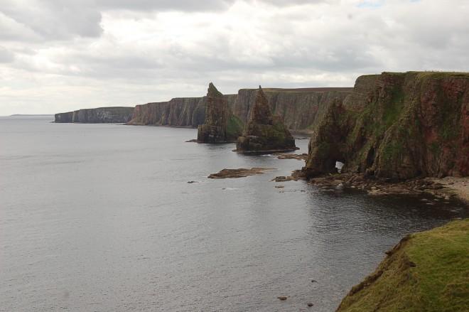 Dunnet Head - Skotsko