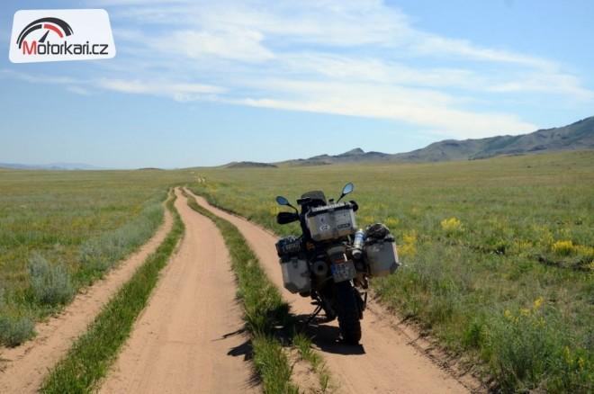 Mongolsko - spodem tam a horem zpátky
