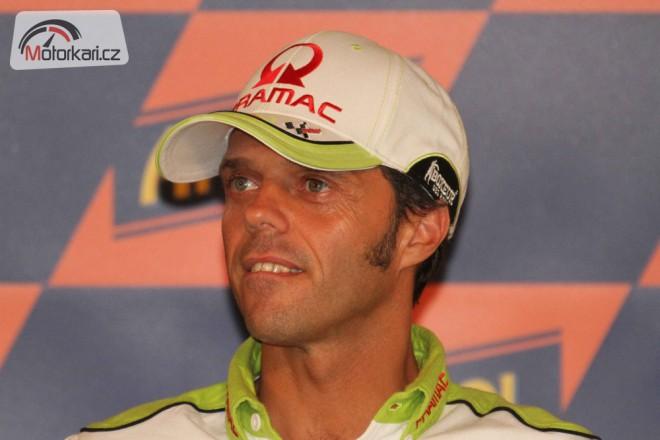 Capirossi oznámil ukonèení závodní kariéry