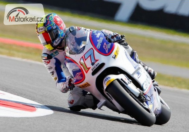 Grand Prix San Marina – pátek