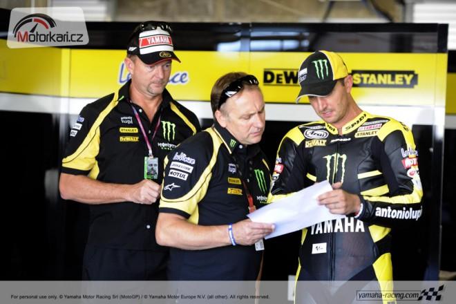 Edwards: V roce 2012 s motorem Yamaha v týmu NGM Forward