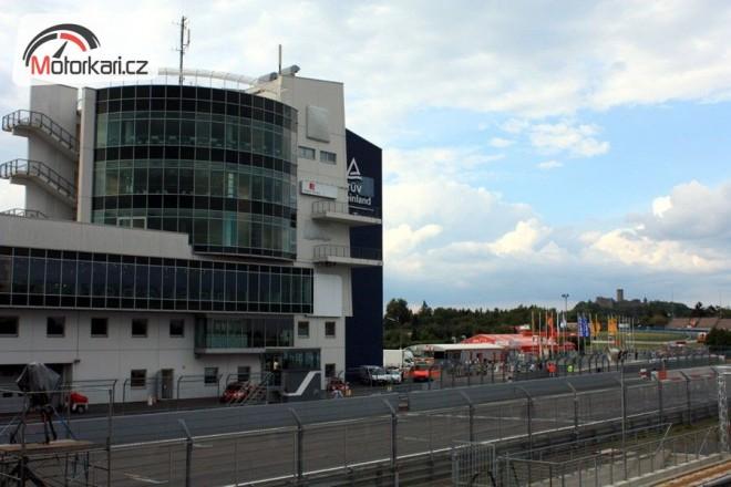 Nürburgring - závodní nedìle