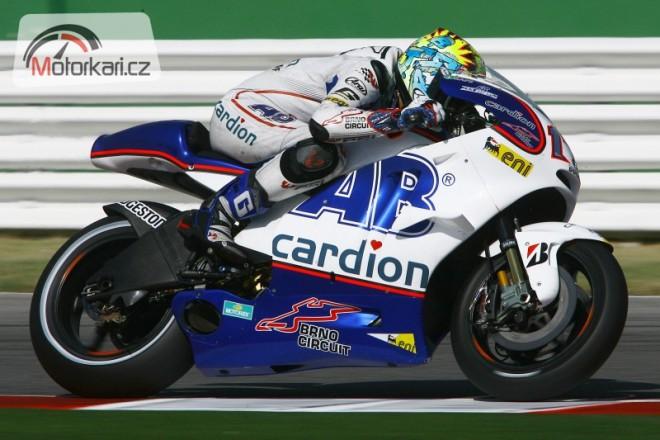 Abraham obsadil v GP San Marina 12. místo