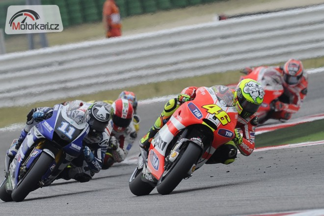 Rossi varuje Simoncelliho