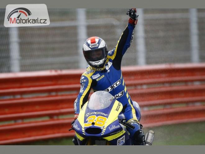 Smith: Zùstávám v Moto2
