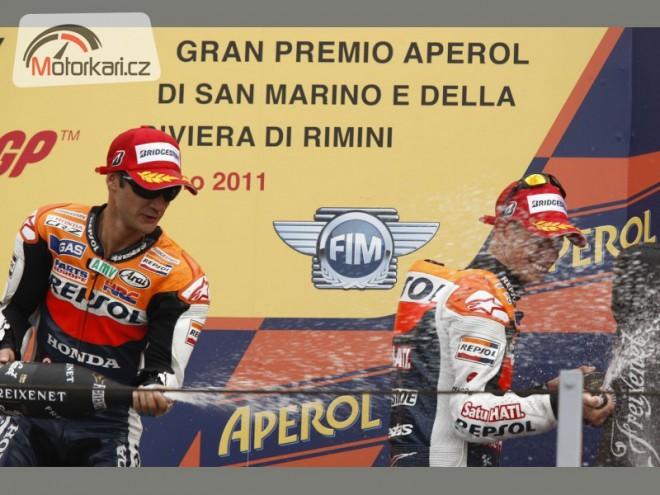 Radio Paddock z MotoGP po Misanu