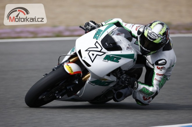 Neukirchner: Z�st�v�m v Moto2