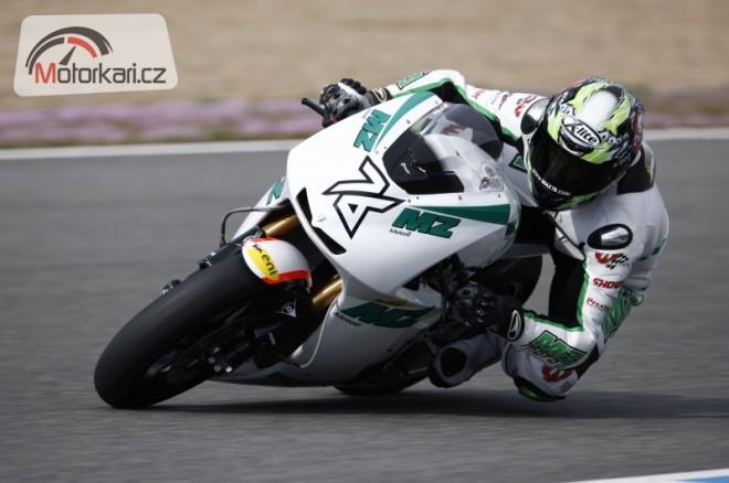 Neukirchner: Zùstávám v Moto2