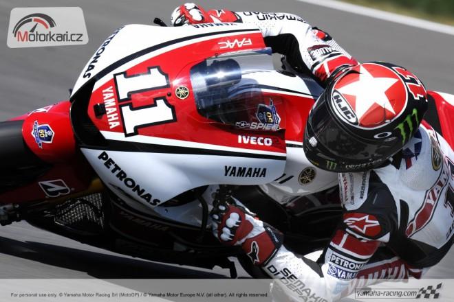 Yamaha se Spiesem a Lorenzem pojede GP Motegi