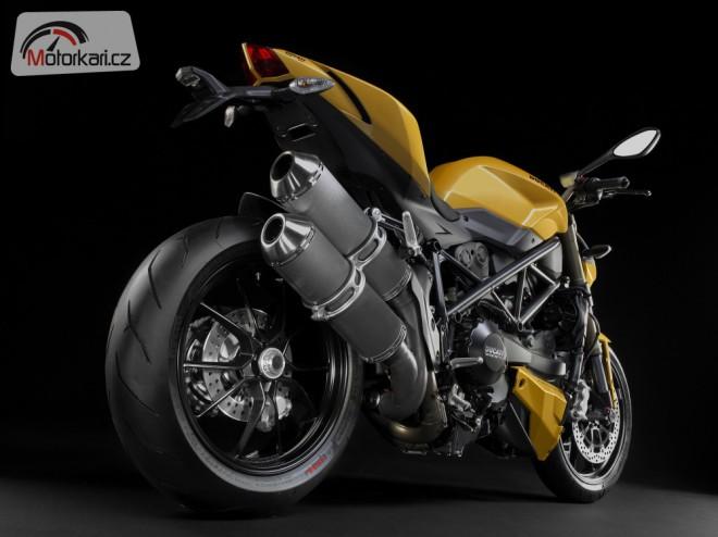 Ducati Streetfighter 848 - potvrzeno!