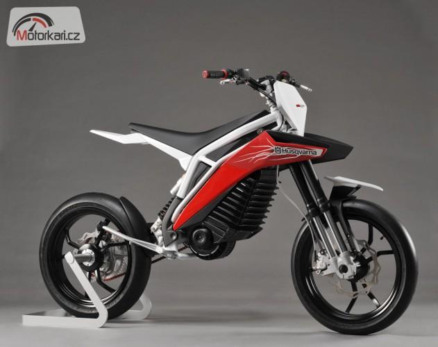 Husqvarna E-go: koncept elektrického motardu