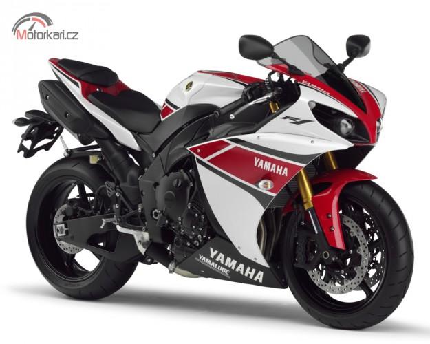 Yamaha 2012 - R1 s kontrolou trakce