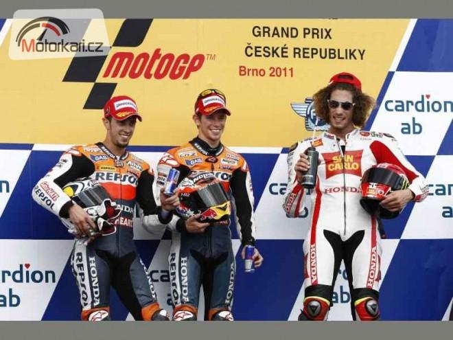 Brno je p�edb�n� zaps�no v kalend��i MotoGP
