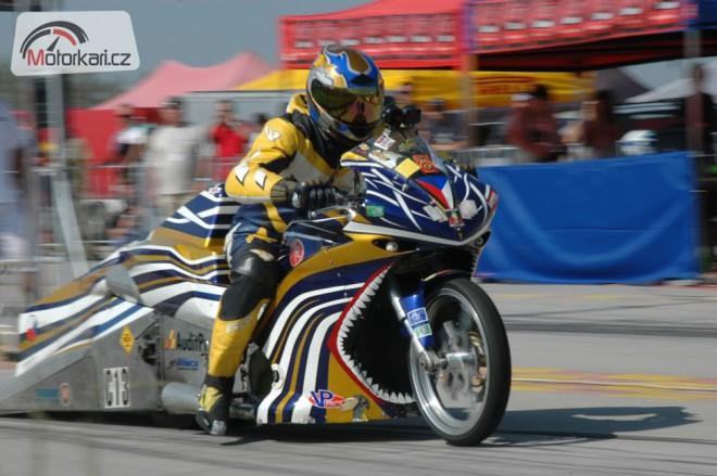 Mezinárodní mistrovství ÈR dragsterù