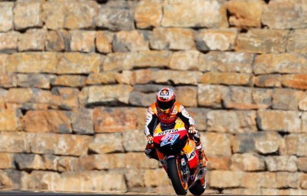 Grand Prix Aragón – pátek