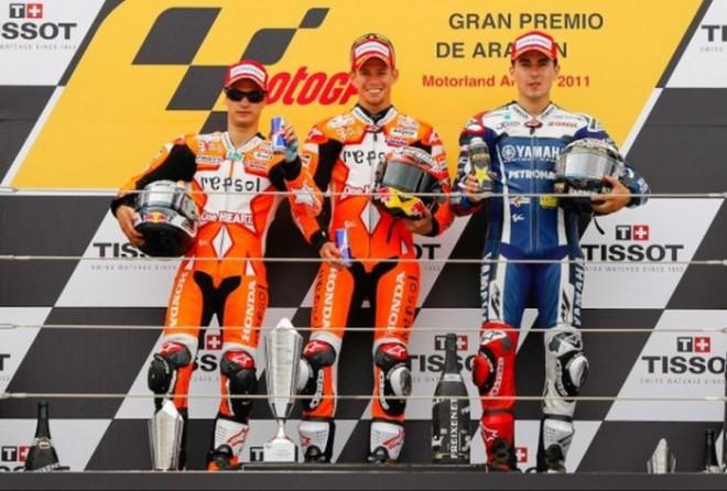 Grand Prix Aragón – nedìle