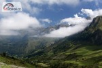 Pyreneje i Alpy