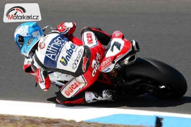 Superbiky míøí do Imoly, okruh pro Ducati jako stvoøený