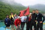 Albánie na dohl