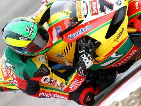 Silverstone: Pole position pro M. Lavertyho