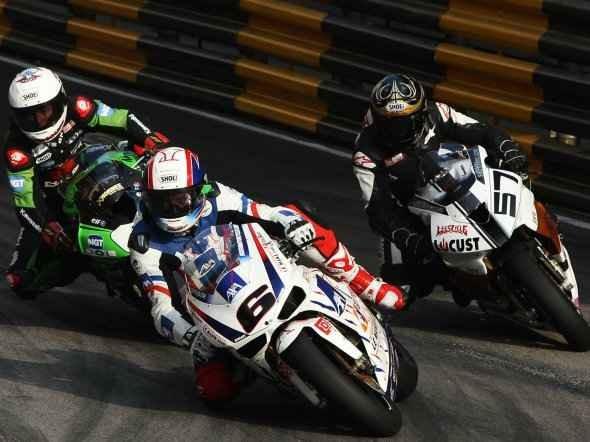 45. ro�n�k Macau Grand Prix se bl��