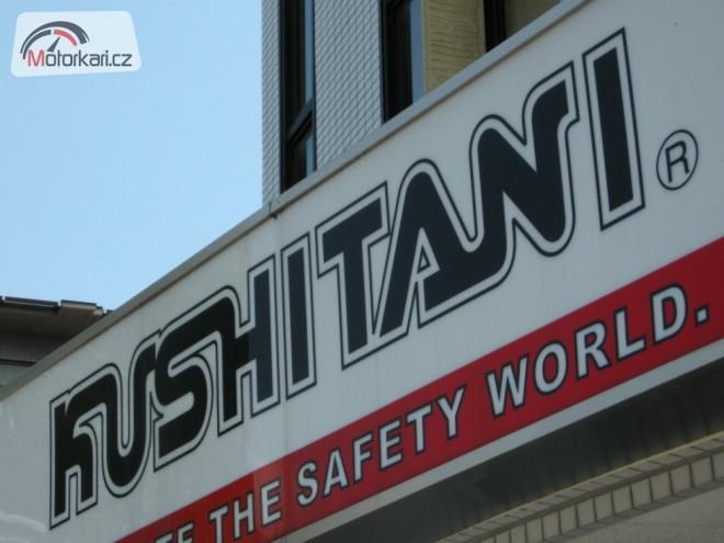 Kushitani - dokonale chrání už více než 60 let