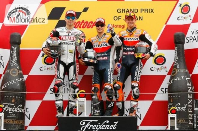 Grand Prix Japonska � ned�le