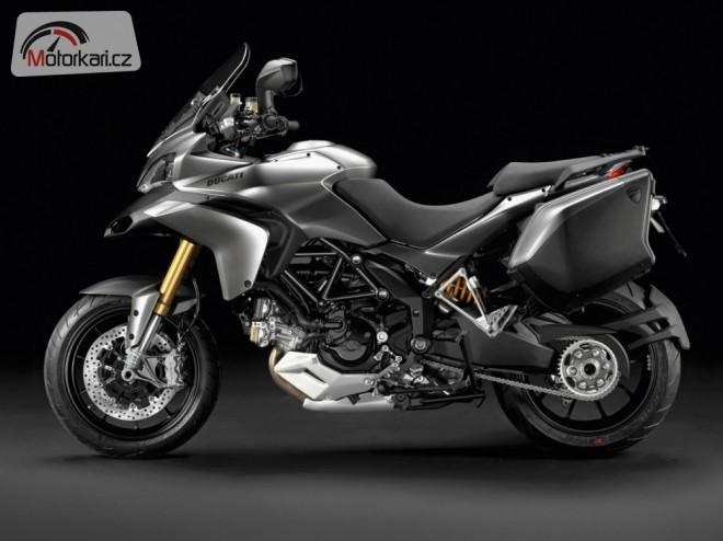 Ducati news 2012 - Multistrada 1200 S Touring a Hypermotard 1100 EVO SP