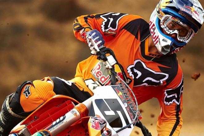 První zábìry Ryana Dungeyho na KTM