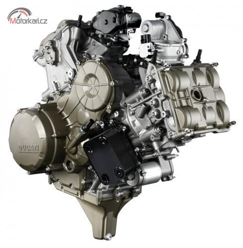 Parametry motoru pro Ducati 1199 Panigale