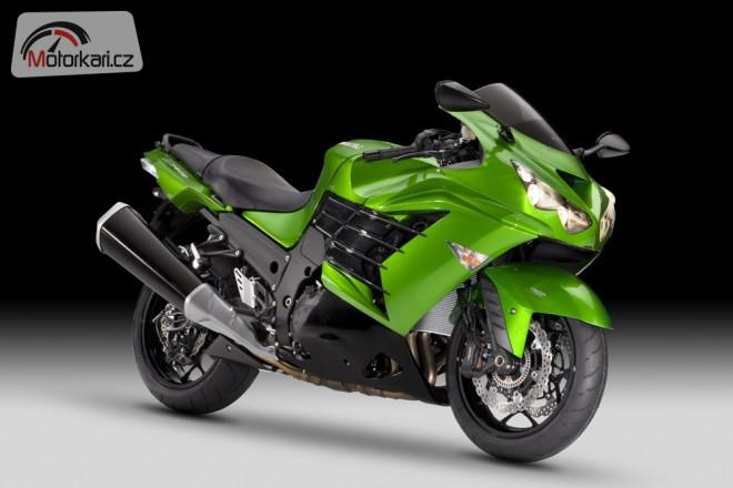 Konec dohadùm: Kawasaki odkryla novou ZZR1400