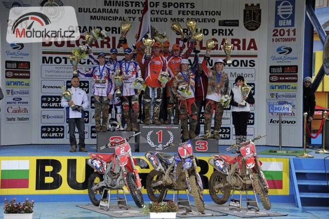 Evropský Motokros národù vyhráli Nizozemci, Èeši 7.