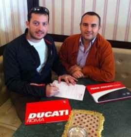 Dva nové týmy Ducati?