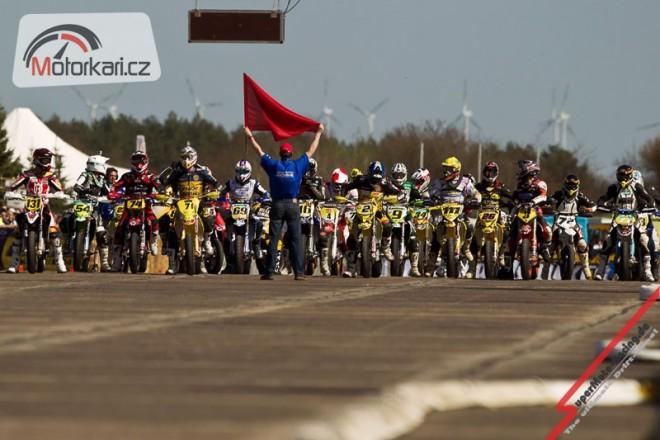 Závìr mistrovství Nìmecka: Kejmar vyhrál 3 jízdy