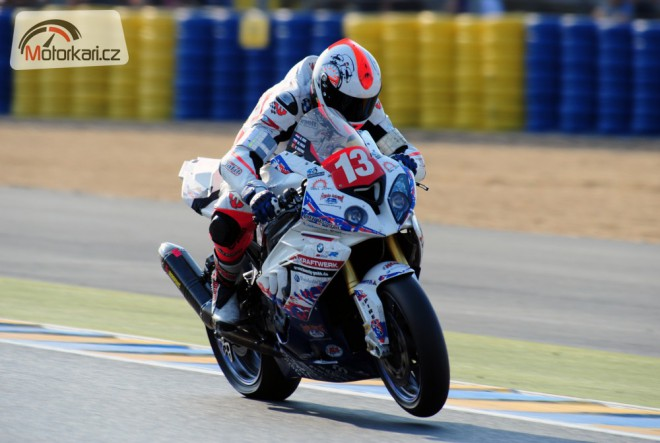 Michal Filla o ME a 24 h Le Mans