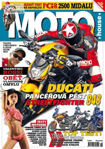 Motohouse 11/2011