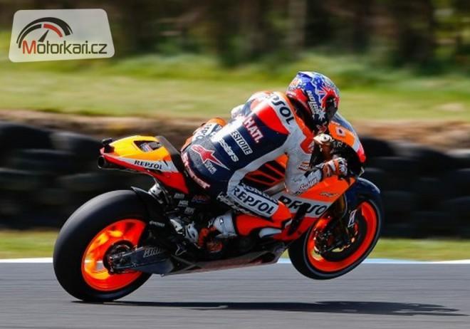 Grand Prix Austrálie - nedìle