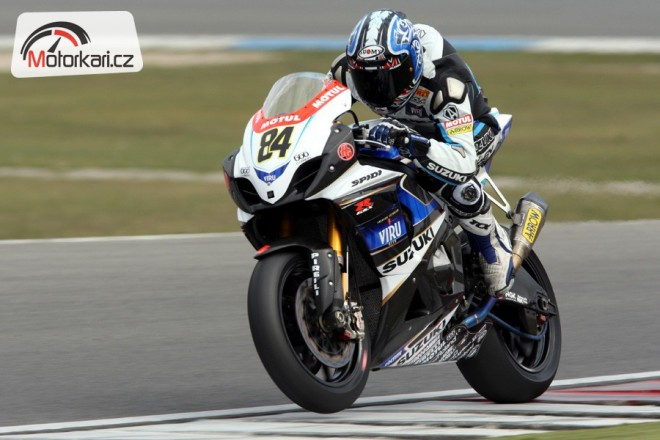 Michel Fabrizio pojede BMW